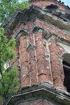 Колокольня несохранившейся церкви у деревни Жуковка