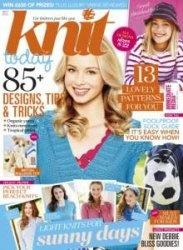 Журнал Knit Today - September 2015