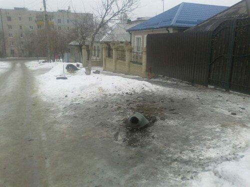 луганск разрушенный русским миром и войной