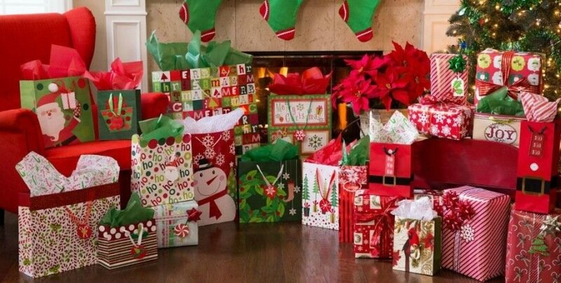 Идеи рождественских подарков для детей