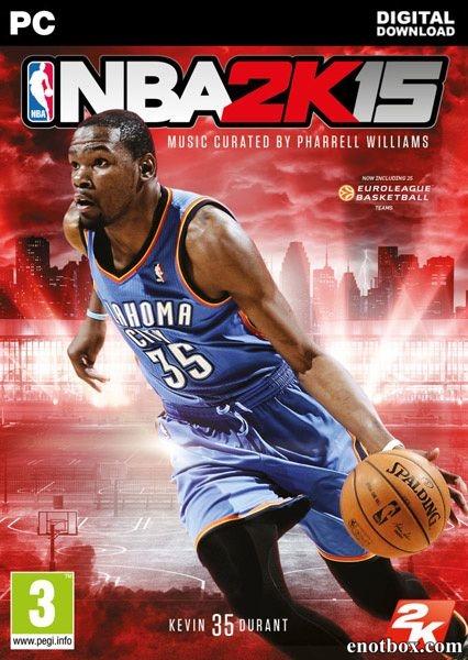 NBA 2K15 (2014/ENG/MULTI8/RePack)