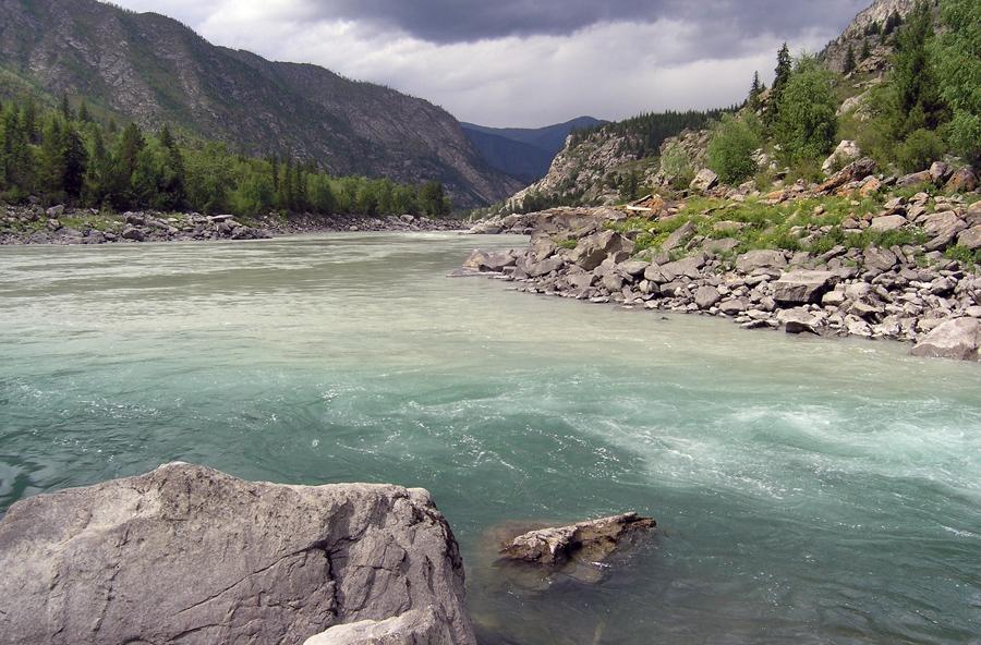 Река Кадрин