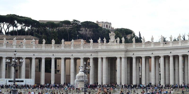 Região do Vaticano