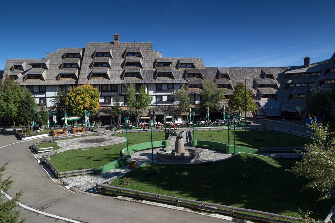 Гостиницы Копаоника