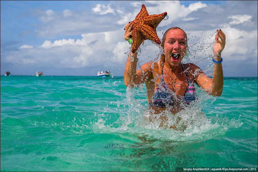 Кто хочет в путешествие на Карибы?
