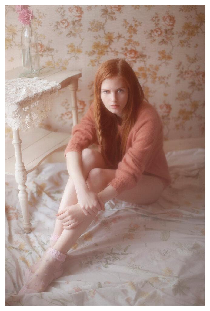 Vivienne Mok - model Daniela