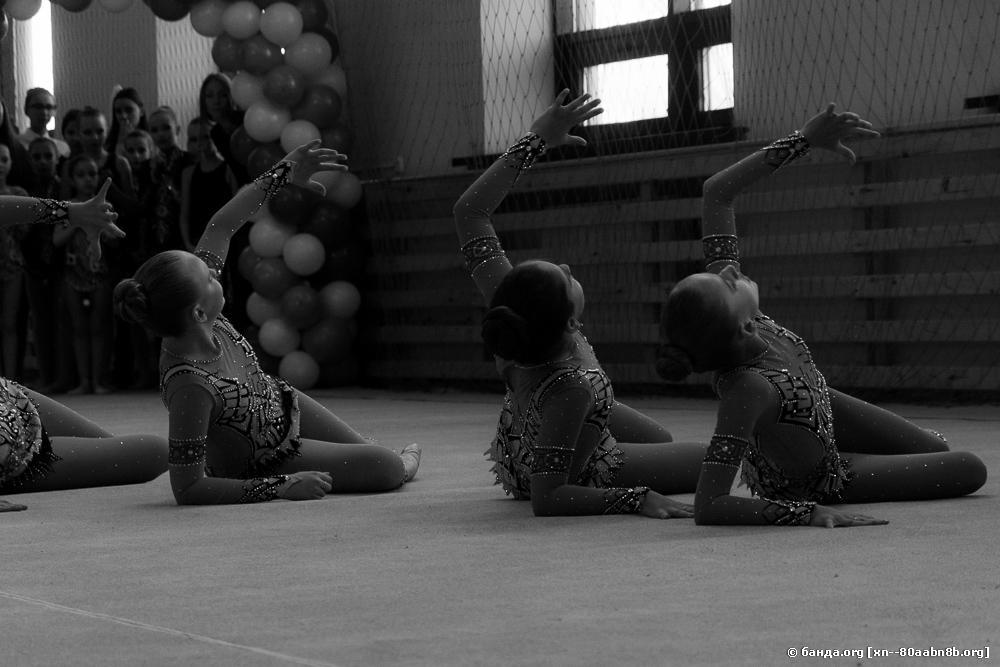 Эстетическая гимнастика / ВГАФК
