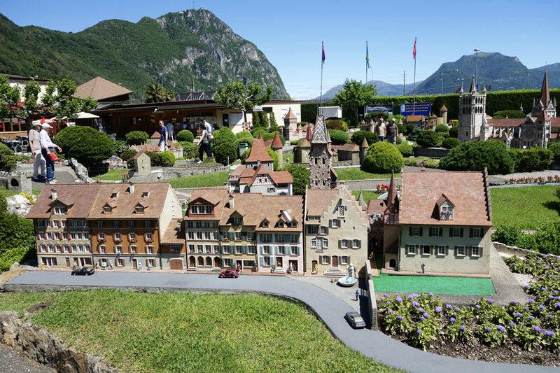 безостый хороший швейцария городок мелиде фотографии города догги, пожалуй, самая