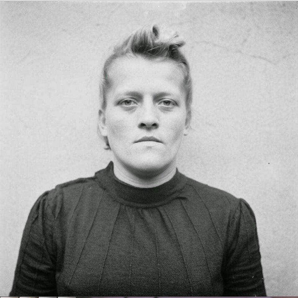 Хильда Лобауэр (Hilde Lohbauer) (10 лет заключения)