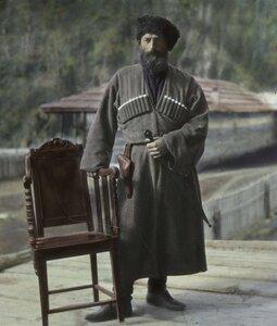 Священник в своем доме в Бечо