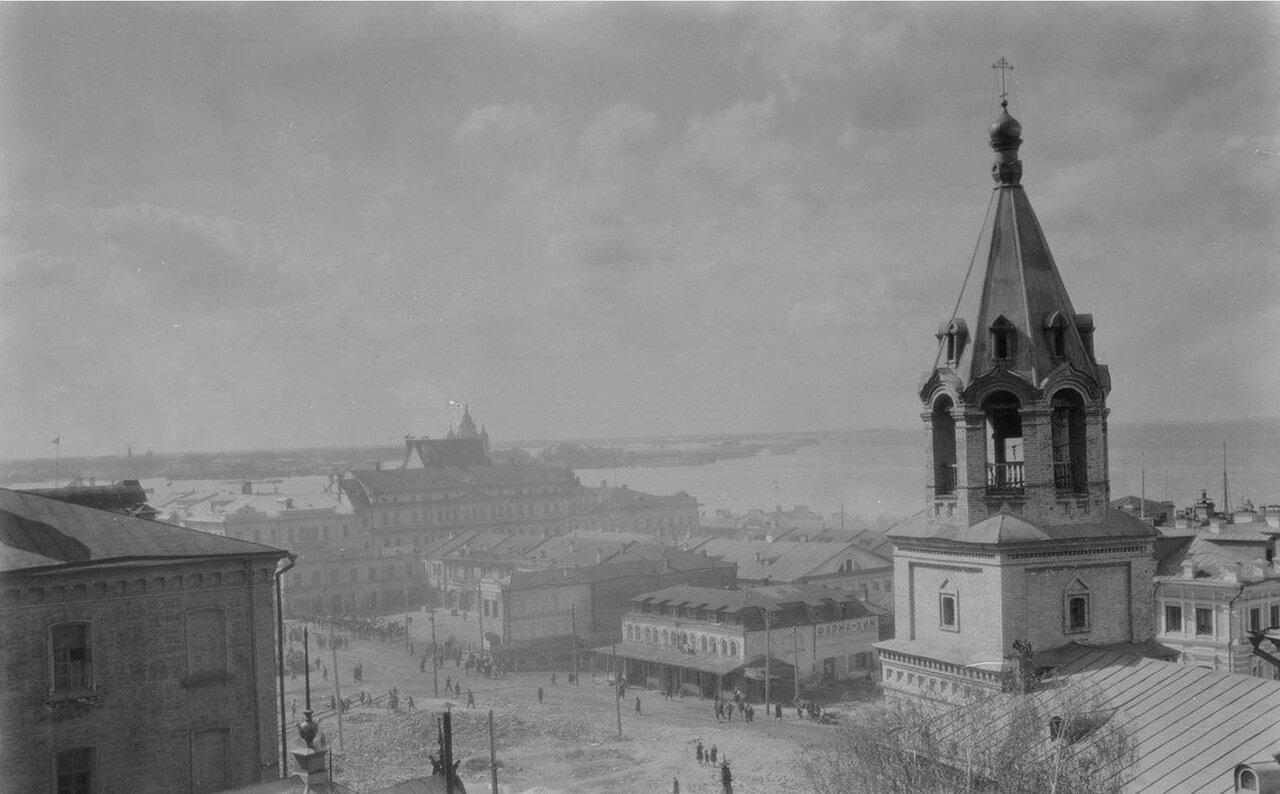 17. Нижний Новгород. Церковь Иоанна Крестителя