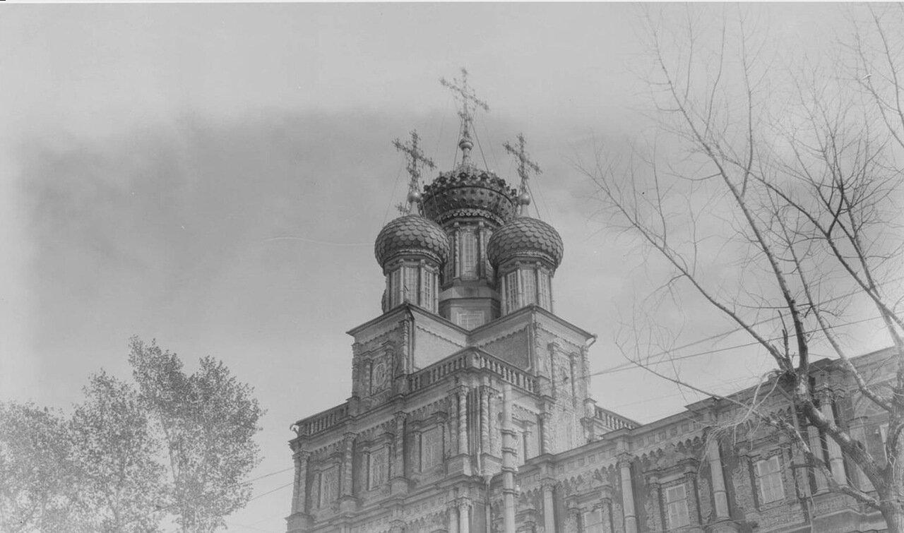 16. Нижний Новгород. Строгановская церковь