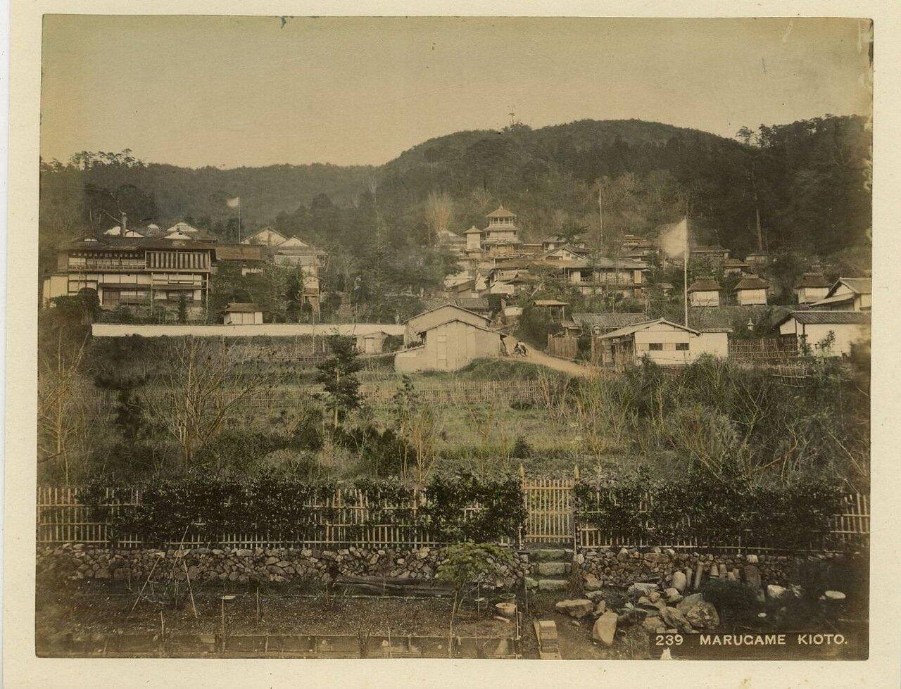 Киото. Маругаме