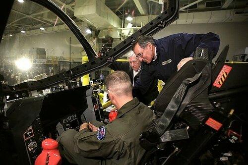 США будут производить морскую версию F-35.
