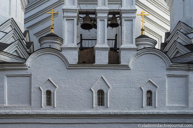 Храм Усекновения главы Иоанна Предтечи в Коломенском