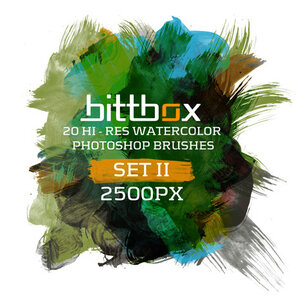 кисти PhotoShop