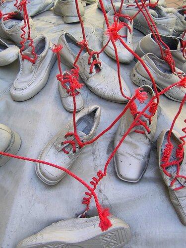 Возвращение красных шнурков
