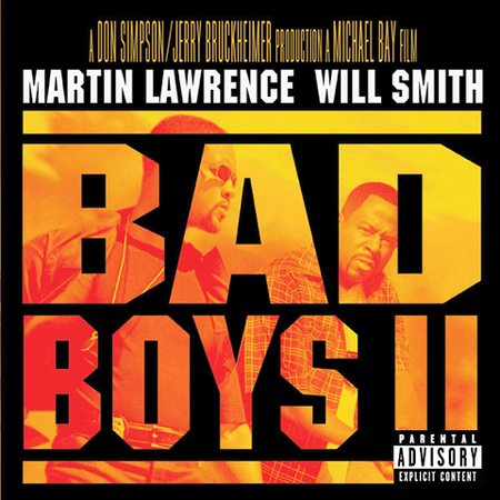 OST [Soundtrack+Complete Score MP3 / APE] Bad Boys ...