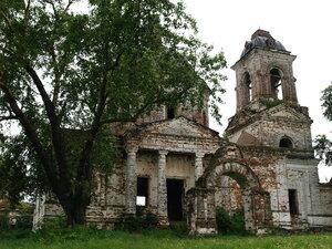 Церкви, наследие советской эпохи