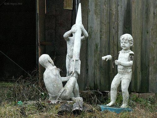 Дети с ракетой (Вичуга)