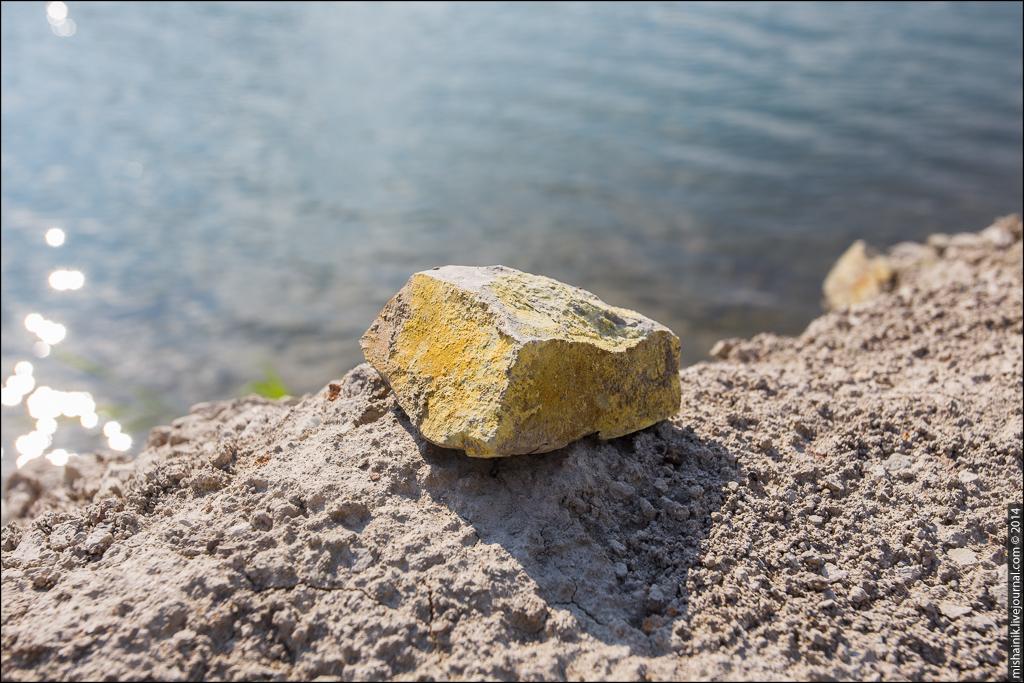 Угольный разрез Чумляк Челябинский буроугольный бассейн