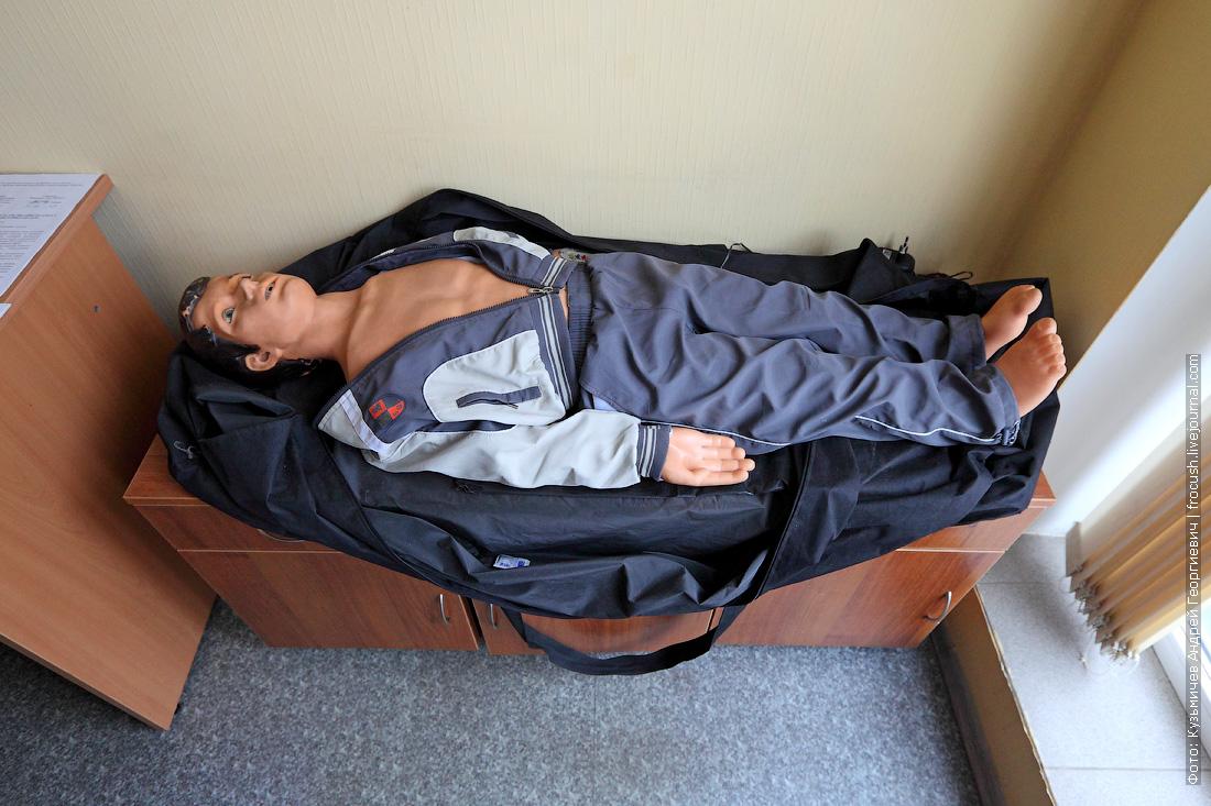 манекен-тренажер для сердечно-легочной реанимации ПСС «Косино»
