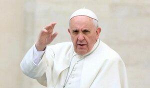 Понтифик Франциск о войне: это именно выбор в пользу богатств
