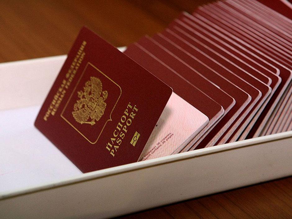 С 1 марта въезд в Украину для россиян возможен только по загранпаспортам