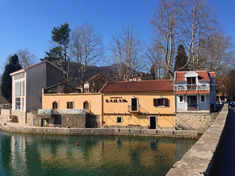 Вирпазар на Скадарском озере