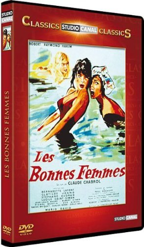 Милашки / Les bonnes femmes / The Good Time Girls (1960) DVDRip