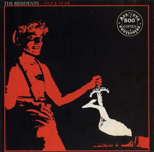 The Residents - Duck Stab + Buster and Glen (1978) FLAC