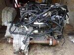 Двигатель DV6B 1.6 л, 75 л/с на CITROEN. Гарантия. Из ЕС.