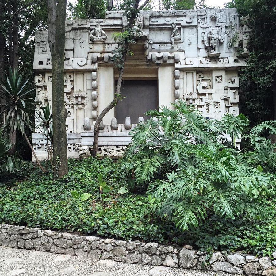 10. Национальный музей антропологии (Мехико, Мексика) Культура коренных народов Мезоамерики окутана