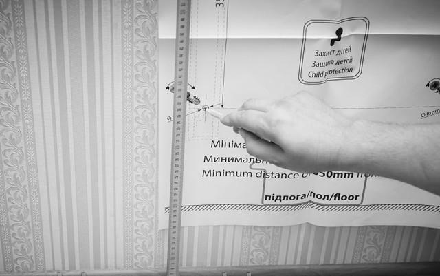 монтаж керамических панелей отопления на стену, фото_4