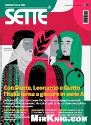 Журнал Sette. Il Corriere della Sera (2 Gennaio 2015)