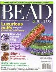 Журнал Bead & Button №72 April 2006