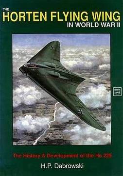 Книга The Horten Flying Wing in World War 2