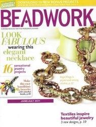 Журнал Beadwork June July 2011