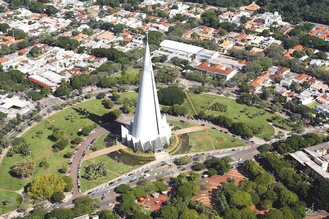 Собор — малая базилика Славной Богоматери