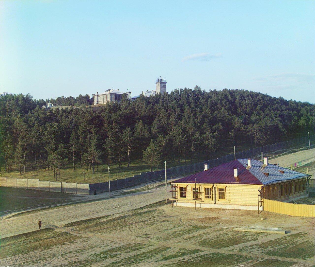 Обсерватория на Плешивой горе
