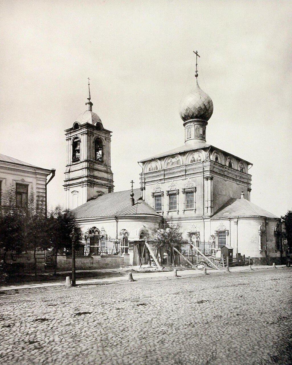 405. Церковь Николая Чудотворца в Новой слободе