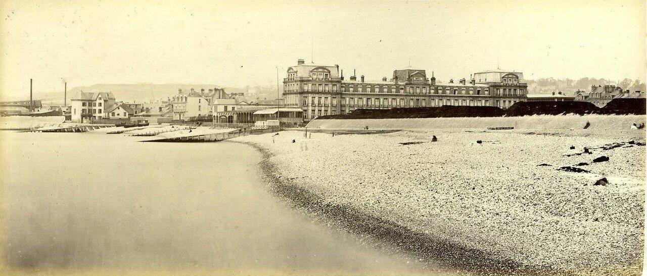 1900. Гавр. Отель Фраскатти