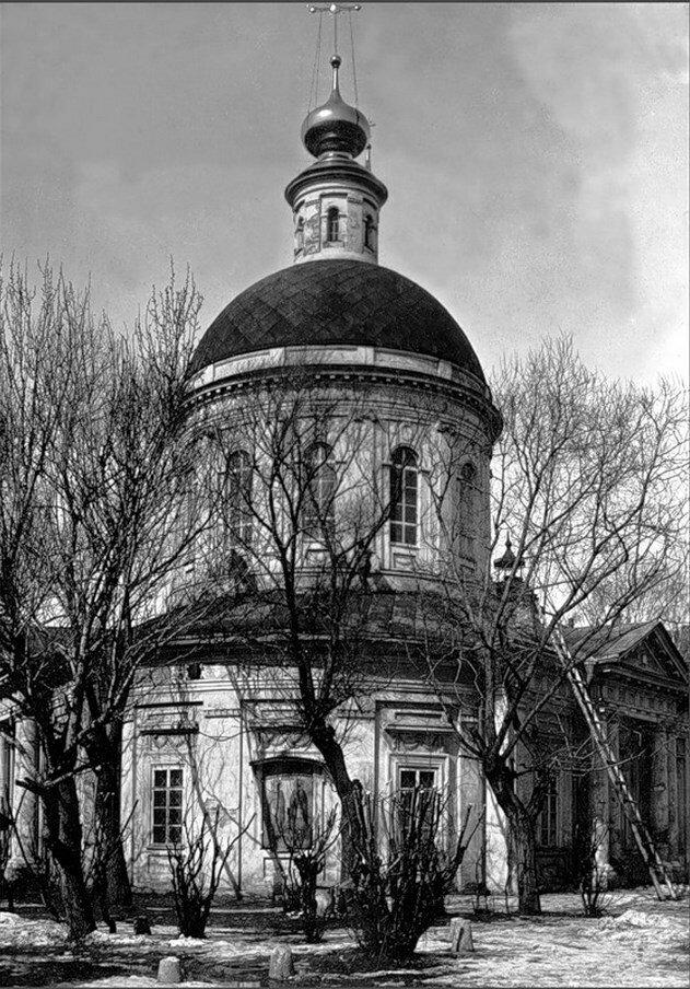 1931. Церковь Георгия на Всполье