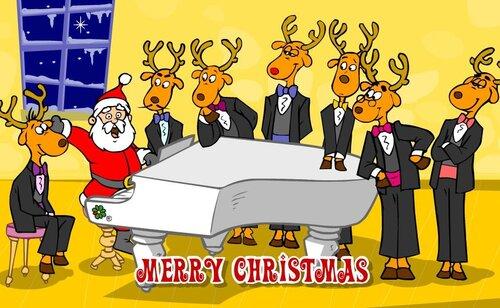 Поздравительные открытки состихами с новым годом