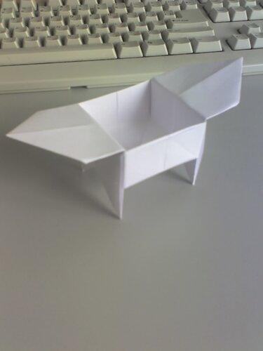 страна мастеров мастер класс модульное оригами кошка.