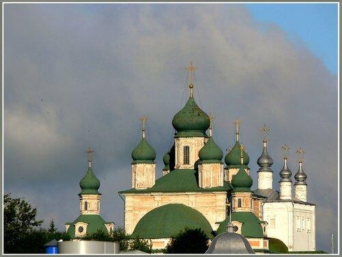 Летние пейзажи русских художников