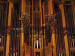 Кэрол Уильямс, Московский международный Дом музыки, орган