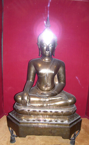 Будда- Гаутама. Северный Тайланд. XV- XVI**