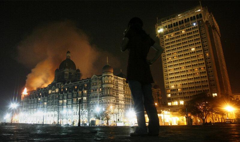 Терракты в Мумбаи