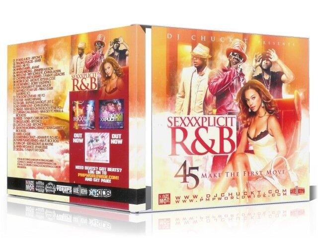 DJ Chuck T - Sexxxplicit RnB 45 ( 2008 )